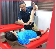 最新の運動療法『リコンディショニング』専門